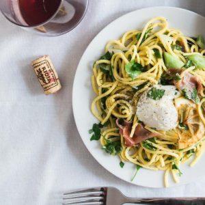 Spaghetti di Caro