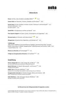 noha AK Düsseldorf bestes Restaurant gastro systemgastronomie Pizza Burger soulfood lecker